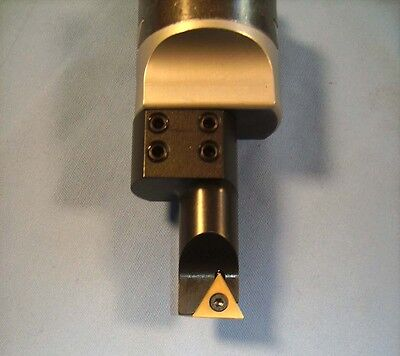 Boring Head Attachment  75   Cnc Criterion  New Product  Indexable