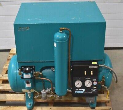 Adp Apollo Aocot32dq Dental Air Compressor Unit Quiet