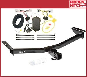 Trailer Hitch Amp Wiring Pkg for 2008 2013 Nissan Rogue ...