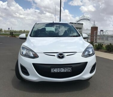 2012 Mazda Mazda2 Hatchback Tamworth Tamworth City Preview
