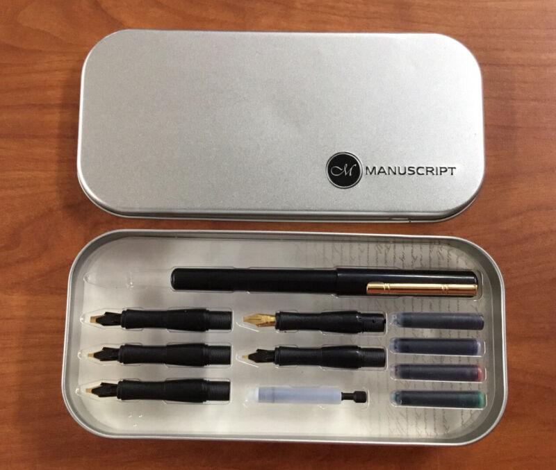 Manuscript Calligraphy Pen Set