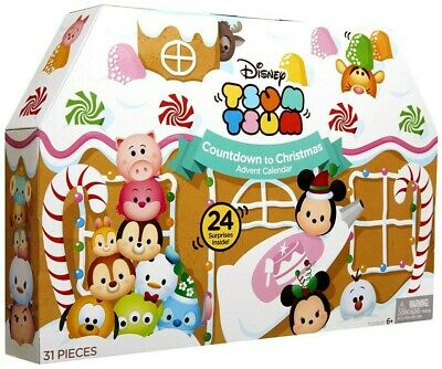 09136 Tsum Tsum Disney Countdown to Christmas Advent Calendar 2016