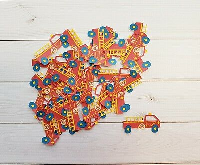 Fire Engine Party (Fire Engine Die Cuts, Embellishments, Punchies, Punches, Toppers, Party)