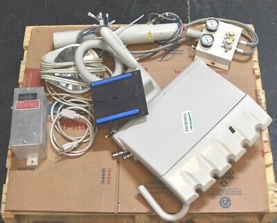 Pelton Crane Sct20 Dental Delivery Doctor Unit Operatory Treatment System