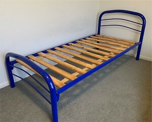 BLUE SINGLE BED *EXC CONDITION* Queanbeyan Queanbeyan Area Preview