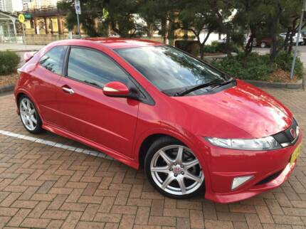 2008 Honda Civic Type R Fn2R Sports Low Ks Long Rego Mags BEAUTY Meadowbank Ryde Area Preview
