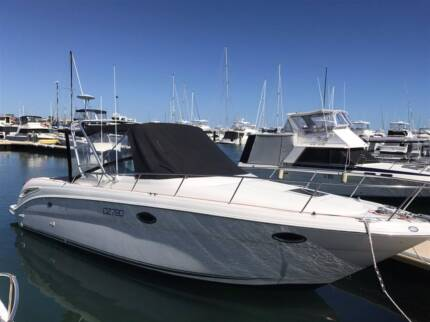 Sea Ray 290 Amberjack - Hillarys Pen - Stunning Condition