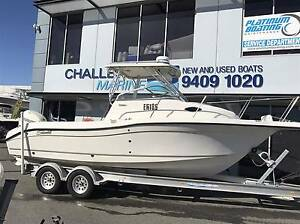 SEASWIRL STRIPER 2301 HARDTOP ETEC 250 HP 2011 ALLY TRAILER Wangara Wanneroo Area Preview