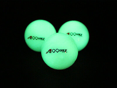 A99 Golf Night Glow Balls Brihgter Luminous Ball - Night Golf