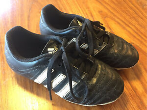 Adidas Soccer Shoes - Kids Size 12