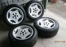4 x genuine HSV, SV5000 wheels 16 x 8 + almost new tyres Murarrie Brisbane South East Preview