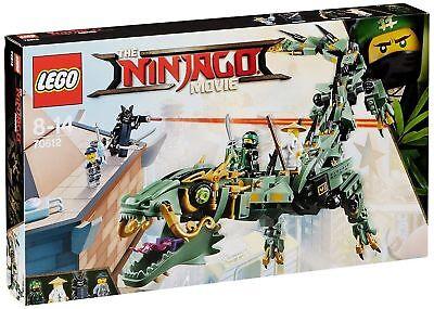 LEGO NINJAGO MOVIE DRAGO MECH NINJA VERDE - LEGO 70612