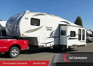 2014 Flagstaff by Forest River Classic super lite 8528 RKWS 2 ex