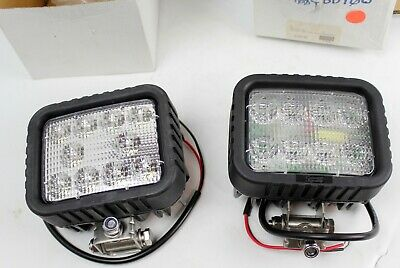 2 - Soundoff Signal Ewlc1400tbdt0w Trapezoid Led 1400 Lumen Worklight White