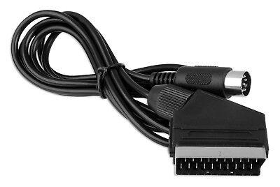 RGB AV TV Cable Lead Scart for Sega Mega Drive 1 Master...