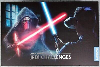 Star Wars Jedi Challenges Lenovo AR Headset w/Saber and Beacon Fair Shape