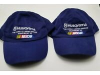 New 2019 Husqvarna Inventor Snapback Hat Blue Adjustable One Size Fits All