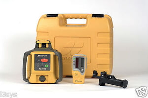 New Topcon RL-H4C Rotating Laser Level - DB Package