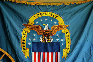 Defense Logistics Agency Organizational Flag - GI Issue