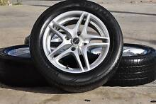 """15"""" ROH Alloy wheels Sport version 4x114.3 Dandenong South Greater Dandenong Preview"""