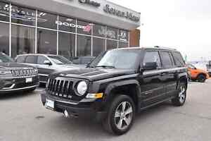 2016 Jeep Patriot High Altitude LEATHER/UCCONECT/HEATED SEATS