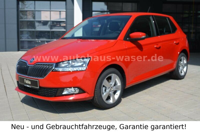 Skoda Fabia 1.0 MPI Cool Plus Enjoy,16',Klima,DAB,SHZ,