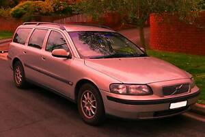 Volvo V70 2001 Wagon Selling Parts OR Whole Forestville Warringah Area Preview
