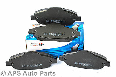 how to change front brake pads on peugeot 308