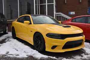 2017 Dodge Charger R/T 392 NAVIGATION, LEATHER, SUNROOF !!