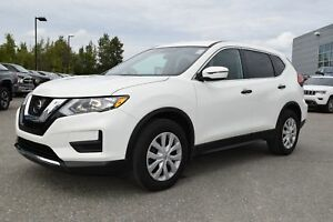 2017 Nissan Rogue S traction+2.4+Bas KM
