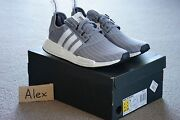US 9.5 | 10 Adidas NMD R1 Bedwin Grey White Melbourne CBD Melbourne City Preview
