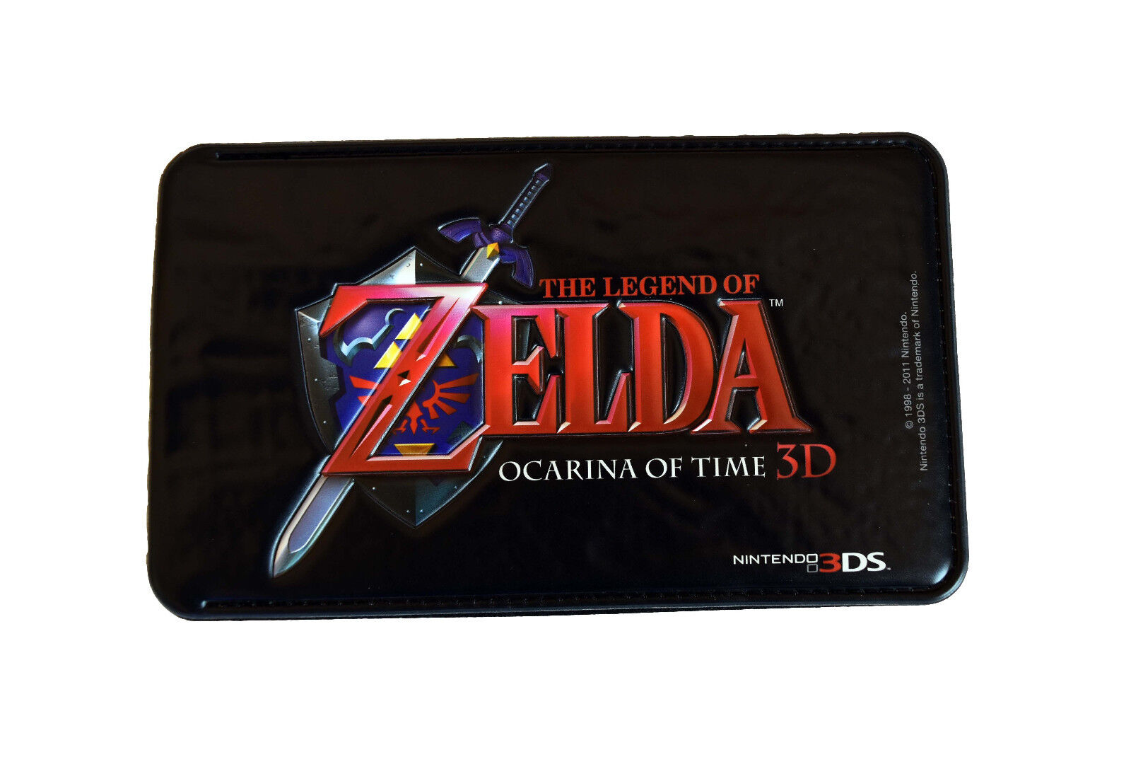 Schutzhülle für Nintendo 3 DS, The Legend of Zelda - Ocarina of Time, NEU