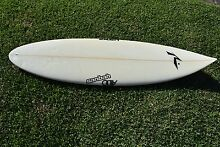 Rusty Aido shortboard Bar Beach Newcastle Area Preview