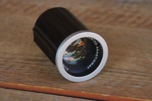 "Sawyer Anastigmat 4"" F2.8 Slide Projector Lens"