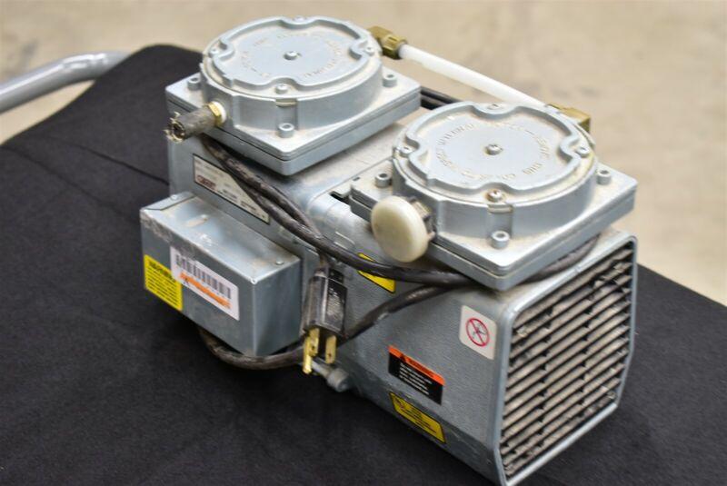 Gast Daa-V155-Eb Dental Single Vacuum Pump System Operatory Suction Unit