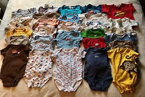 Size 6 Months Boys Clothing Lot