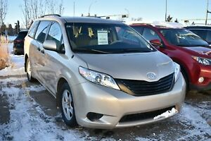 2011 Toyota Sienna CE | Two Sets of Wheels