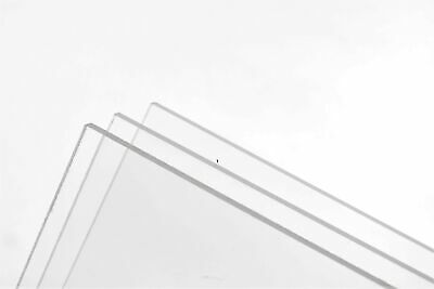 Clear Acrylic Sheet Plexiglass Plastic Sheet 18 X 12 X 24