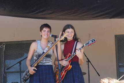 WANTED: Girl Drummer for rock band