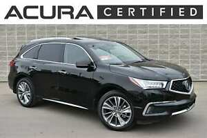 2017 Acura MDX Elite 6 Passenger | Certified Pre-Owned