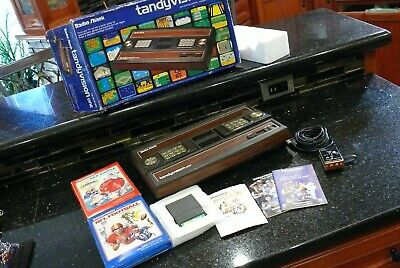 TANDYVISION  Intellivision Vintage Electronic Computer Console Game System✨RARE✨
