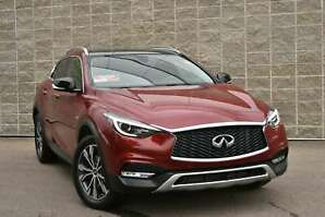 2017 Infiniti QX30 AWD Premium | Panoramic Roof | Navi | BOSE Audio