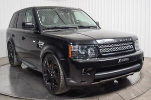 Land Rover Range Rover Sport supercharged cuir toit nav mags 201