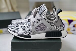 Adidas NMD XR1 Glitch Grey Oreo DS 9.5 SOLD