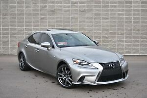 2015 Lexus IS 250 F Sport Series 3 | Navigation | Mark Levinson