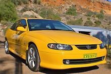 2002 Holden Monaro CV6 Coupe Mannum Mid Murray Preview