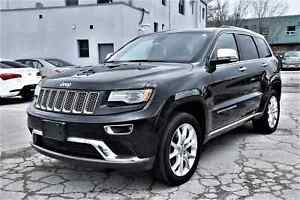 2014 Jeep Grand Cherokee Summit NAVIGATION, LEATHER, HEMI !!!