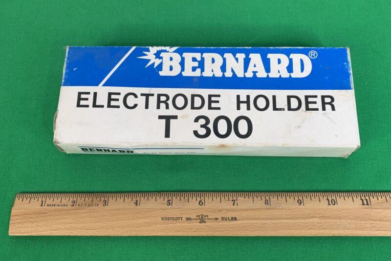 Vintage BERNARD T 300 Electrode Holder, Welding