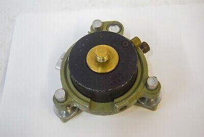 Leitz Three-jaw Rotatable Optical Plummet Adapter