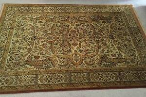 Beautiful HALI Sharabian Handmade Carpet 269 x 188cms Northbridge Willoughby Area Preview